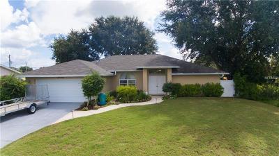 Single Family Home For Sale: 2706 Gisela Road