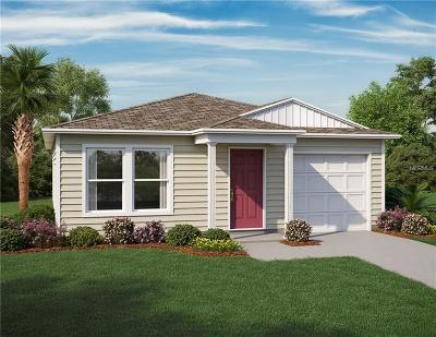 Spring Hill FL Single Family Home For Sale: $151,990