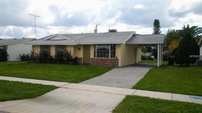 North Port Single Family Home For Sale: 8341 Cristobal Avenue