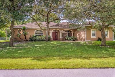 Single Family Home For Sale: 3301 Morch Lane
