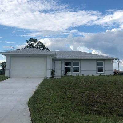 Cape Coral Single Family Home For Sale: 1203 NW 20th Street