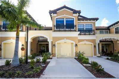 Sarasota Townhouse For Sale: 4943 Oarsman Court
