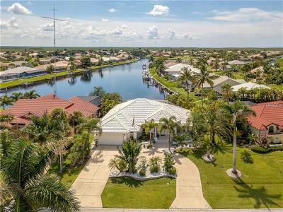 Englewood, Port Charlotte, Punta Gorda, Rotonda, Rotonda West Single Family Home For Sale: 629 Madrid Boulevard