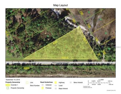 Punta Gorda Residential Lots & Land For Sale: 16165 Hibiscus Drive