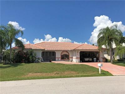 Punta Gorda Single Family Home For Sale: 537 Eleuthera Drive
