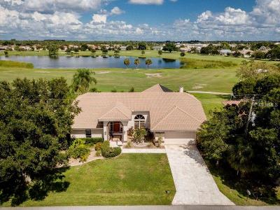 Punta Gorda Single Family Home For Sale: 3868 Bordeaux Drive