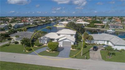 Punta Gorda FL Single Family Home For Sale: $599,000