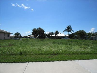 Port Charlotte Residential Lots & Land For Sale: 21081 Edgewater Drive