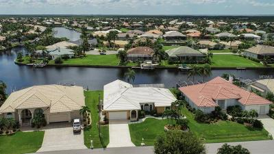 Punta Gorda Single Family Home For Sale: 535 Toulouse Drive