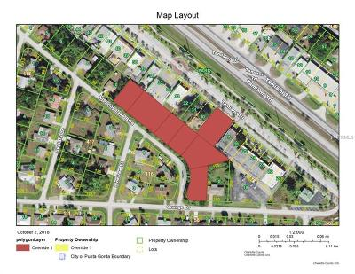 Port Charlotte Residential Lots & Land For Sale: 2791 Tamiami Trail