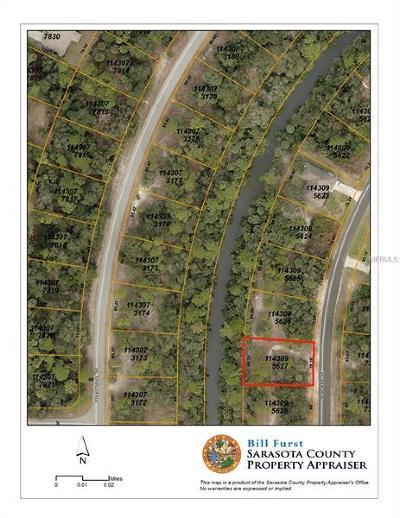 North Port Residential Lots & Land For Sale: Basket Street