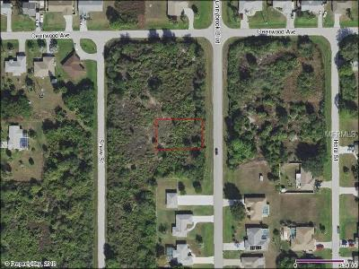 Englewood Residential Lots & Land For Sale: 6313 Sunnybrook Boulevard