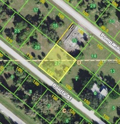 Residential Lots & Land For Sale: 76 Bonita Street