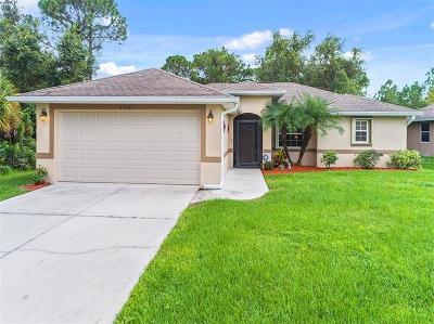 Single Family Home For Sale: 17429 Wintergarden Avenue