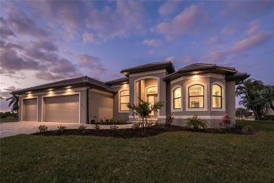 Punta Gorda Single Family Home For Sale: 1099 Cimarron Drive