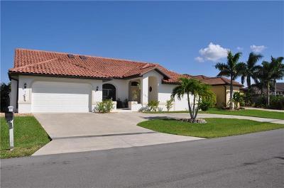 Punta Gorda Single Family Home For Sale: 3974 San Pietro Court