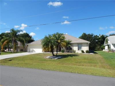 Single Family Home For Sale: 25880 Aysen Drive