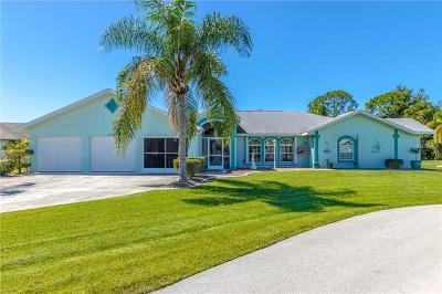 Punta Gorda Single Family Home For Sale: 7143 Scarlet Sage Court