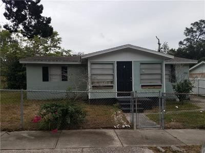 Tarpon Spring, Tarpon Springs Single Family Home For Sale: 1941 Park Avenue