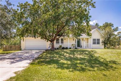 Single Family Home For Sale: 27467 Notre Dame Blvd