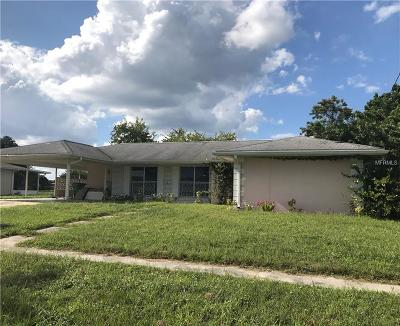 Port Charlotte Single Family Home For Sale: 2409 Conway Boulevard