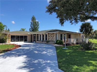 Rotonda West Single Family Home For Sale: 170 Rotonda Circle