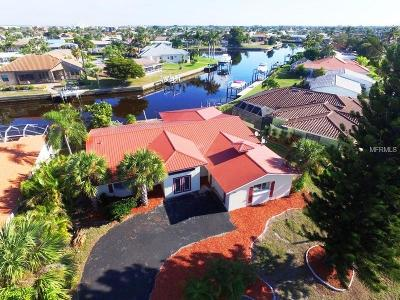 Punta Gorda Single Family Home For Sale: 390 Sorrento Court
