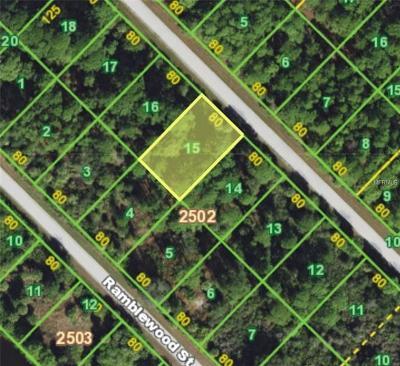 Residential Lots & Land For Sale: 349 Matson Lane
