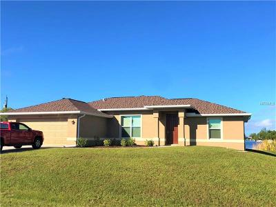 Port Charlotte FL Rental For Rent: $4,200