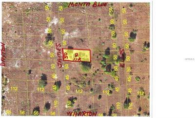 Punta Gorda Residential Lots & Land For Sale: 6300 James Street