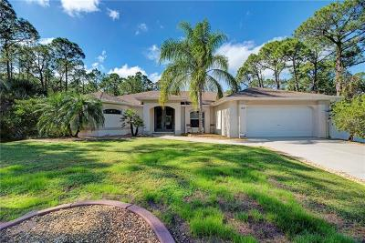 North Port Single Family Home For Sale: 1339 Richmar Street