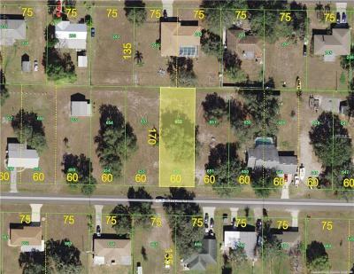 Punta Gorda Residential Lots & Land For Sale