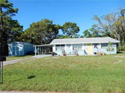 Single Family Home For Sale: 9031 Everington Road