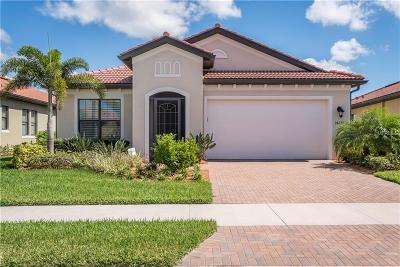 Venice, Nokomis Single Family Home For Sale: 24272 Gallberry Drive