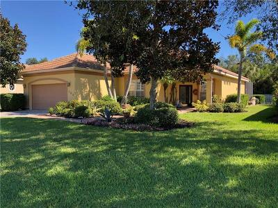 Venice Single Family Home For Sale: 104 Wading Bird Drive