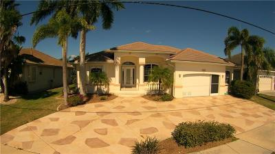 Punta Gorda Single Family Home For Sale: 1576 Aqui Esta Drive