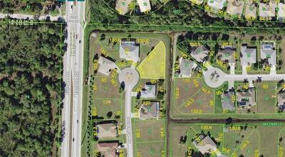 Punta Gorda Isles Sec 18, punta gorda isles sec 18, Punta Gorda Isles Sec 18 Burnt Store Meadows, Punta Gorda Isles Sec 18, Burnt Store Meadows Residential Lots & Land For Sale: 7322 N Seagrape Road