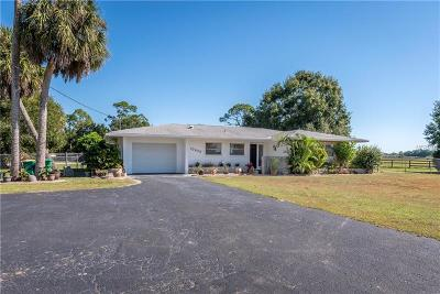 Punta Gorda Single Family Home For Sale: 27900 Jones Loop Road