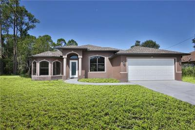 Single Family Home For Sale: 2050 Sandia Street