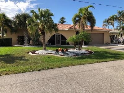 Punta Gorda Single Family Home For Sale: 931 Cimarron Drive