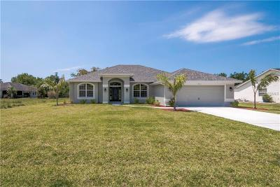North Port Single Family Home For Sale: 4370 S Cranberry Boulevard