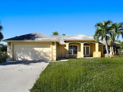 Naples Single Family Home For Sale: 2727 46th Street SW