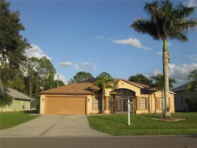 Single Family Home For Sale: 458 Orlando Boulevard