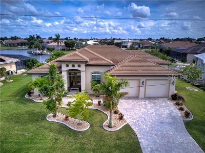 Punta Gorda Single Family Home For Sale: 1277 Royal Tern Drive