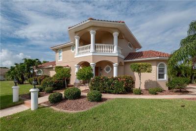Port Charlotte Single Family Home For Sale: 4239 Harbor Boulevard