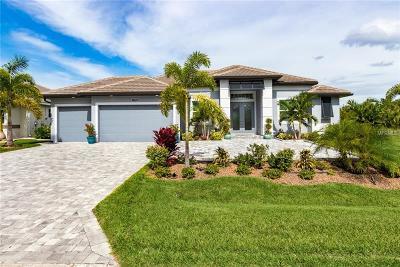 Port Charlotte Single Family Home For Sale: 13962 Orbit Avenue