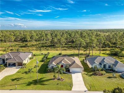 Rotonda West Single Family Home For Sale: 1113 Boundary Boulevard