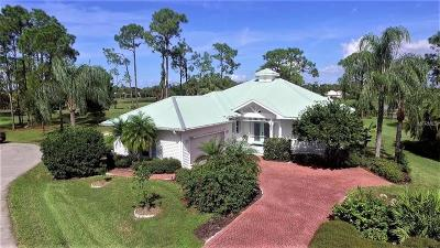 Punta Gorda Single Family Home For Sale: 2077 Little Pine Circle
