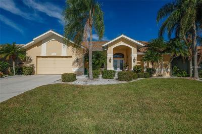 Punta Gorda FL Single Family Home For Sale: $529,000