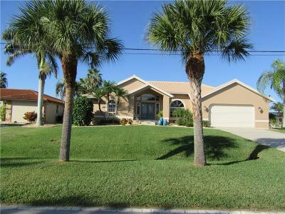 Punta Gorda Single Family Home For Sale: 530 Monaco Drive